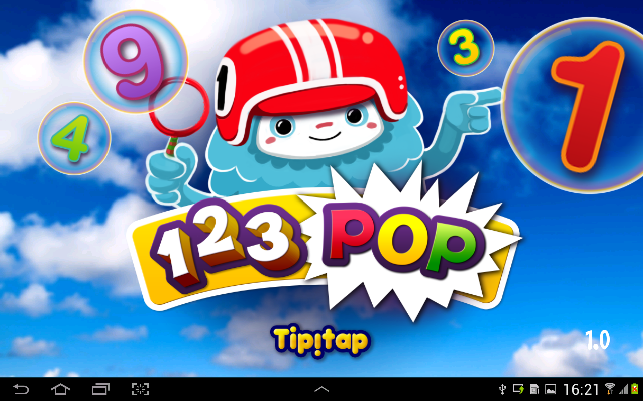123 POP! Learning Numbers- screenshot