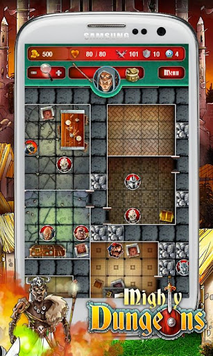Mighty Dungeons Demo