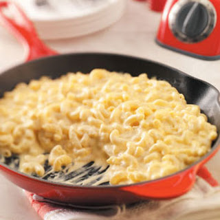 Skillet Mac & Cheese.