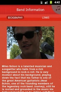 Miles Schon - screenshot thumbnail