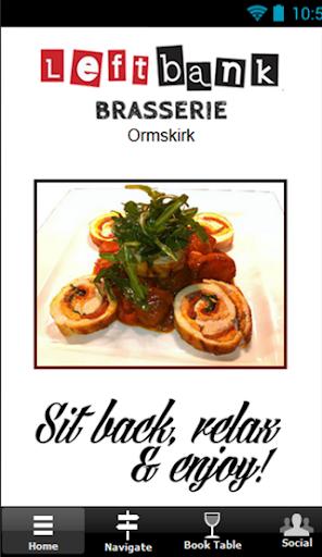Leftbank Restaurant Ormskirk