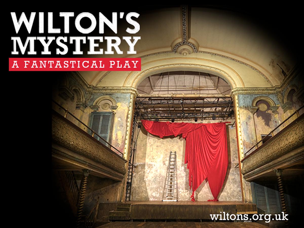 Wilton's Mystery - screenshot