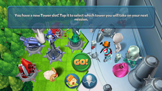 TowerMadness 2 - screenshot thumbnail