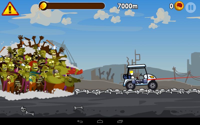Zombie Road Trip Screenshot 8