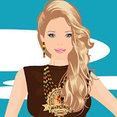 Paris Girl Dress Up Game
