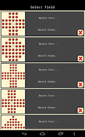 Screenshot of Pegs / Solitaire (Free)