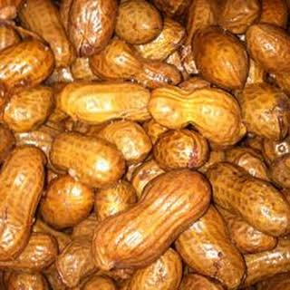 Garlic and Onion Boiled Peanuts.