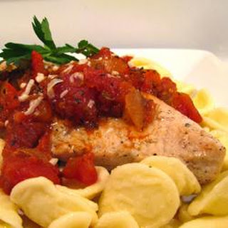 Italian Turkey Cutlets
