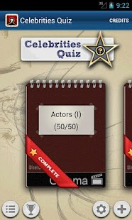 Celebrities Quiz- screenshot thumbnail