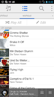 OnAir Player - screenshot thumbnail