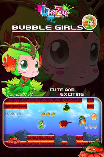 Bubble Girl - Frozen Rain