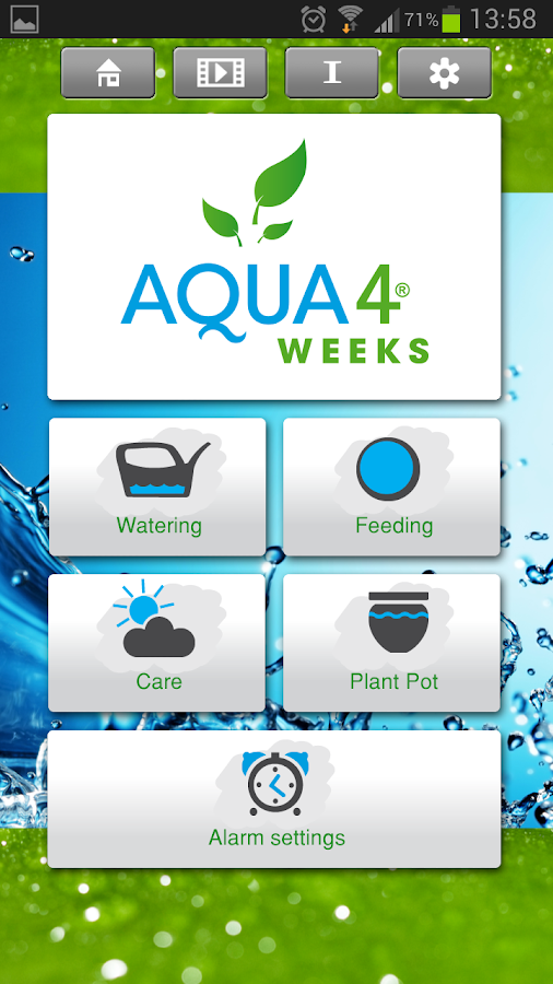 Aqua 4 Weeks- screenshot