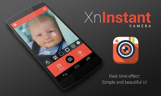 XnInstant Camera Pro - screenshot thumbnail