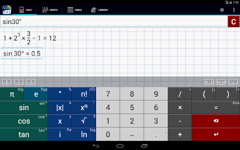 Graphing Calculator MathlabPRO v2.5.71