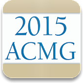 2015 ACMG Annual Meeting