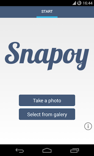 Snapoy
