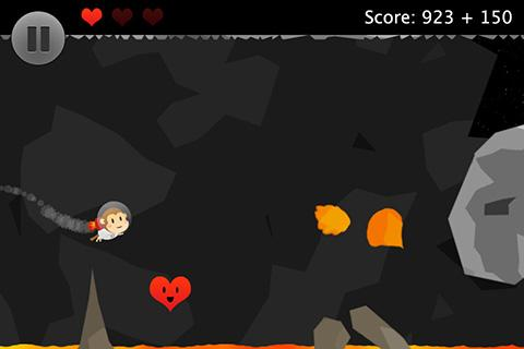 Monkey Rocket- screenshot