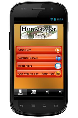 Homestyler Info