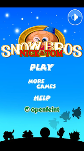 Snow Bros - screenshot thumbnail