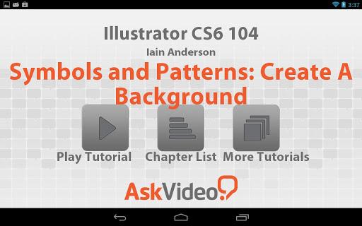 Illustrator CS6 Patterns