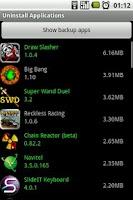 Screenshot of Free memory widget