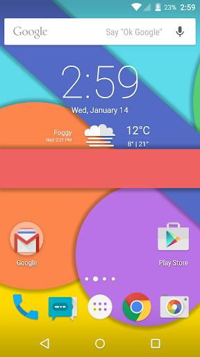 Chronus: Prakrit Weather Icons
