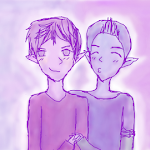 Purple Elves <3