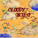 Cloudy Skies FREE logo