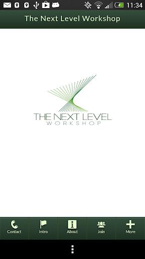 The Next Level Workshop