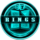 Next Launcher 3D RingsC Theme
