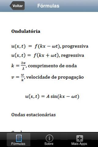 Fórmulas para concursos- screenshot