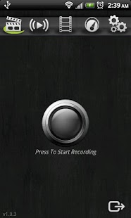 Screencast Video Recorder Demo - screenshot thumbnail