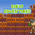 Rufio Adventures logo