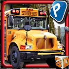 School Bus Parking Simulation icon