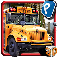School Bus Parking Simulation 1.1