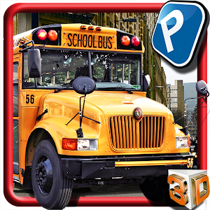 School Bus Parking Simulation for PC and MAC