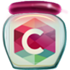 Rasta Colorful Theme CLauncher icon