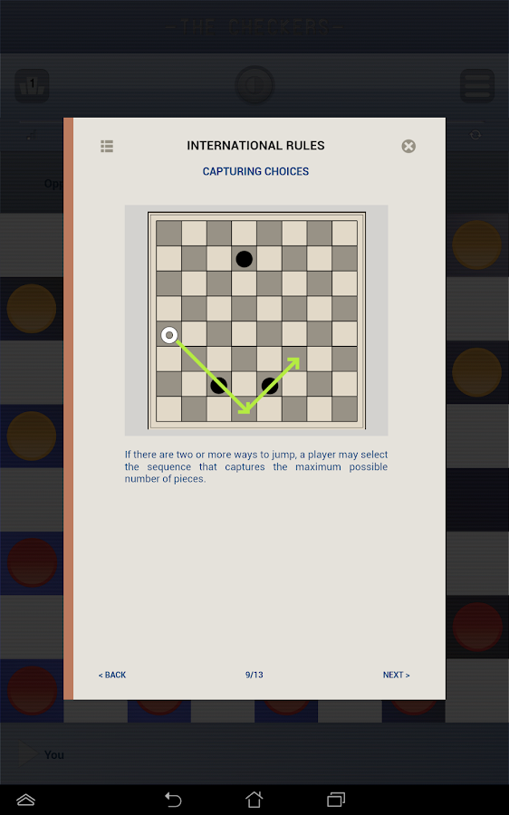 Checkers - Classic Board Games- screenshot