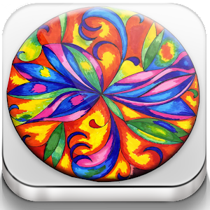 app mandala coloring pages apk for windows phone android games and apps. Black Bedroom Furniture Sets. Home Design Ideas