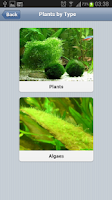 Screenshot of Aquarium Plants Free