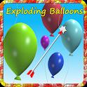 Exploding Balloons icon