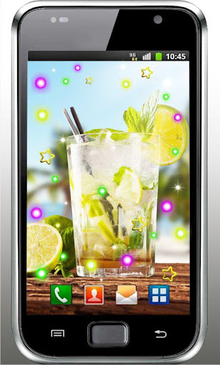 Mohito Best live wallpaper