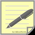 Memo(Note Pad) logo