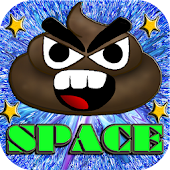 Angry Poo Space Free APK for Bluestacks