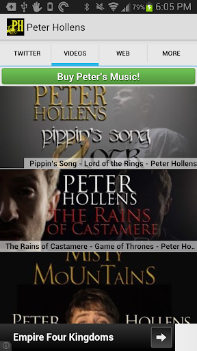 Peter Hollens Official