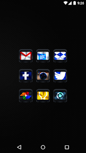 Colorful Metal - Icon Pack v3.0.0