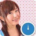 市野瀬瞳アナウンサー カウントダウンタイマー icon