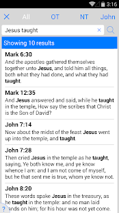 Holy Bible KJV (Offline) - screenshot thumbnail