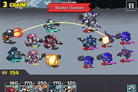 Combat Bots Cosmic Commander - screenshot thumbnail