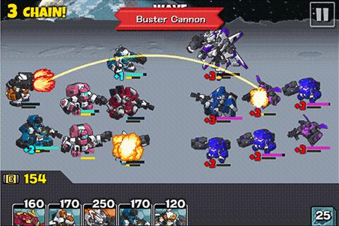 Combat Bots Cosmic Commander - screenshot